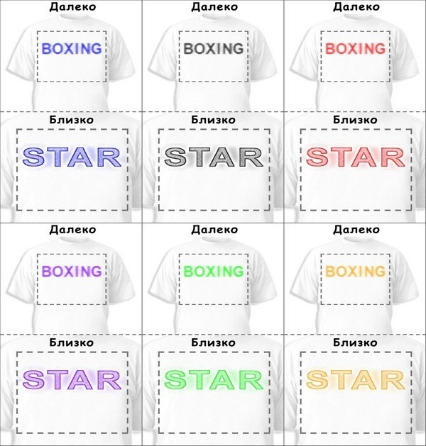 Футболка «Boxing» «Star»