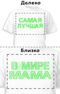 Футболка «Самая лучшая» «В мире мама»
